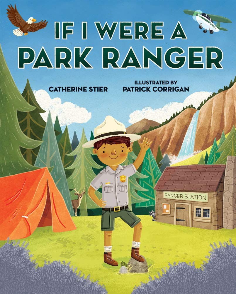 If I Were a Park Ranger cover