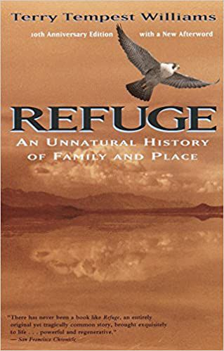 Refuge: An Unnatural History of Family and Place book cover