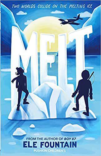 Melt book cover