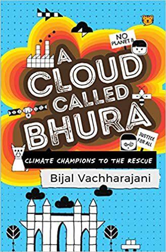 A Cloud Called Bhura book cover