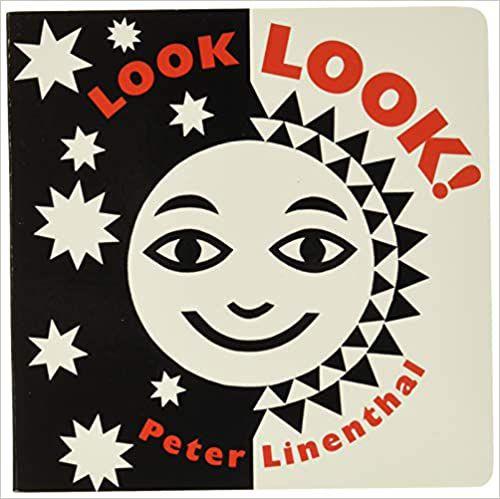 Look! Look! book cover