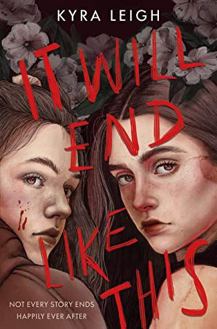 it will end like this book cover
