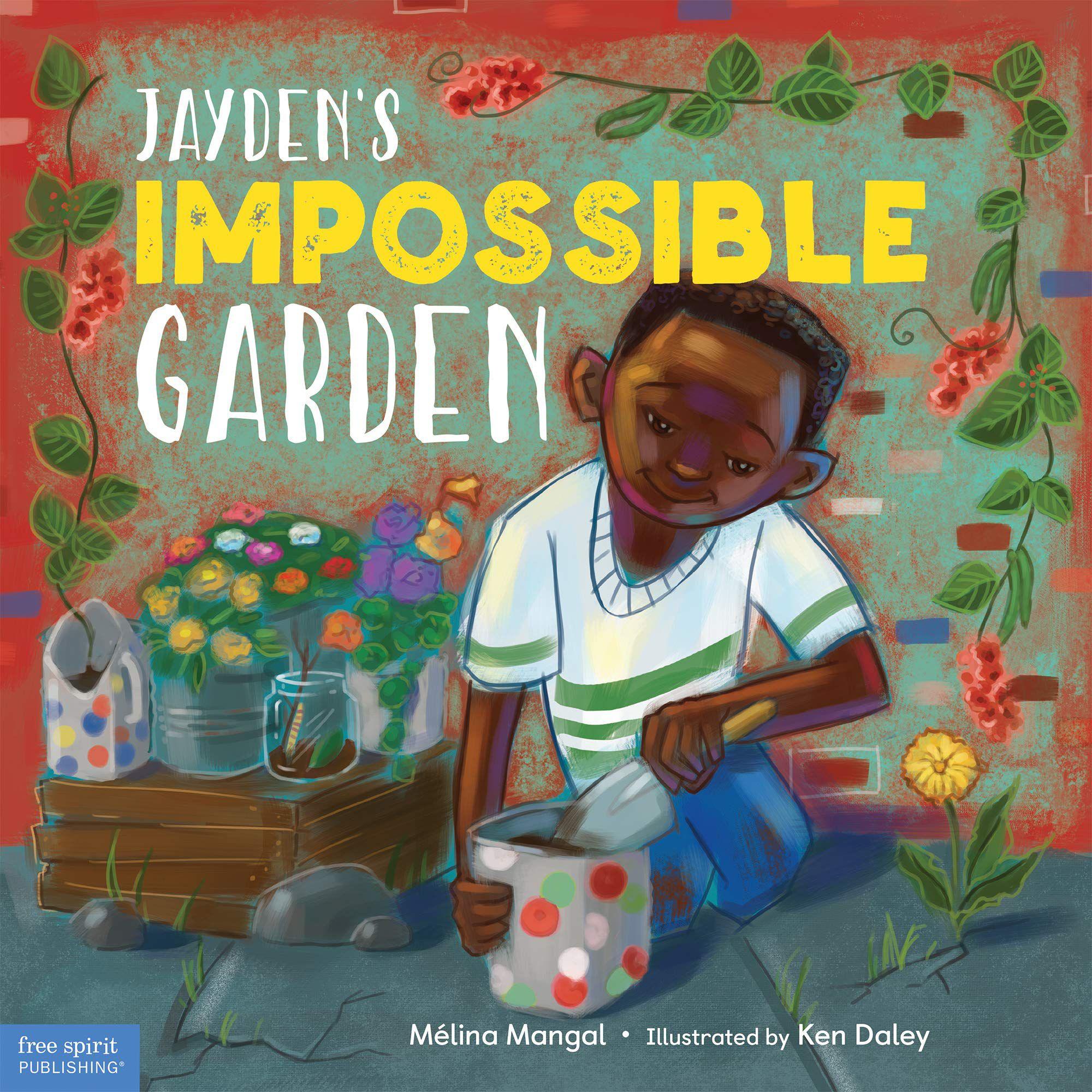Jayden's Impossible Garden cover
