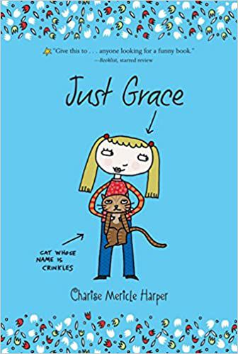 Just Grace by Charise Mericle Harper book cover