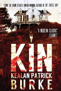 Kin by Kealan Patrick Burke book cover