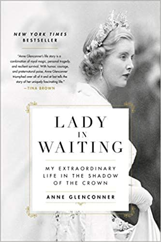 Lady in Waiting by Anne Glennconner cover