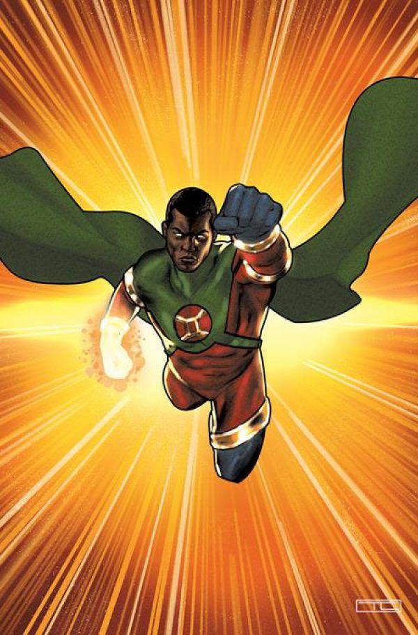 DC Comics Icon Rocket Cover