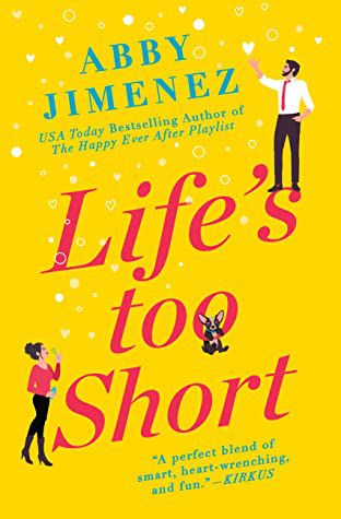 life's too short cover image