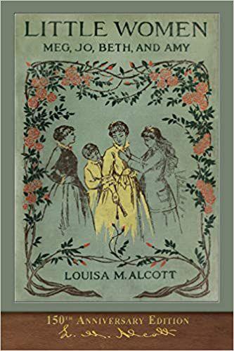 cover of Little Women by Louisa May Alcott