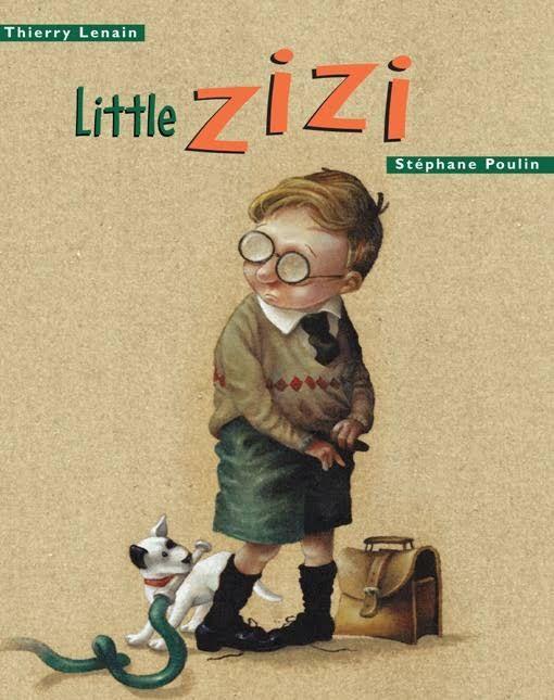 cover of Little Zizi