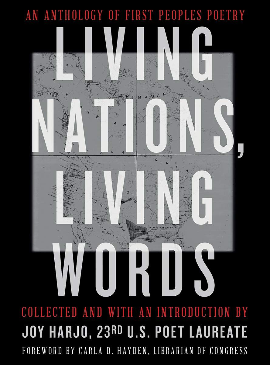 living nations, living words by joy harjo book cover