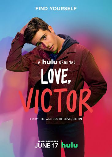 Love, Victor TV poster