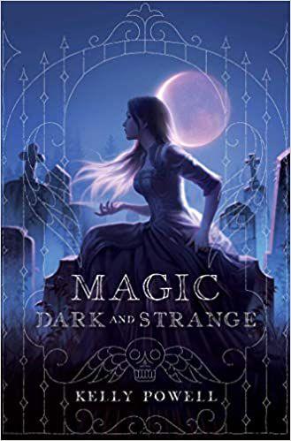 Magic Dark and Strange Book Cover