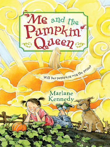 me and pumpkin queen book cover