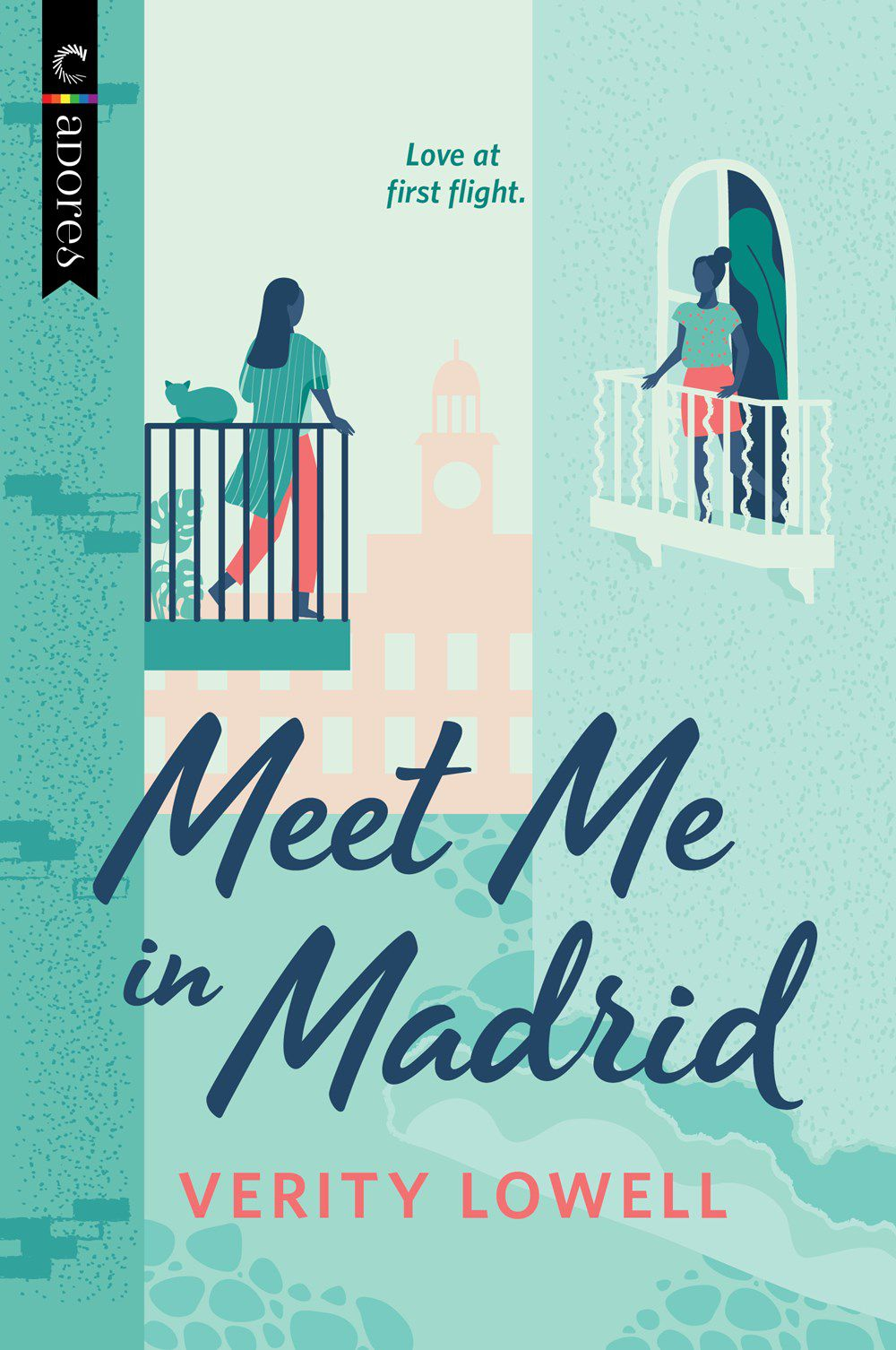 Meet Me in Madrid Book Cover