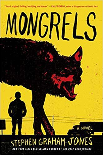Mongrels book cover