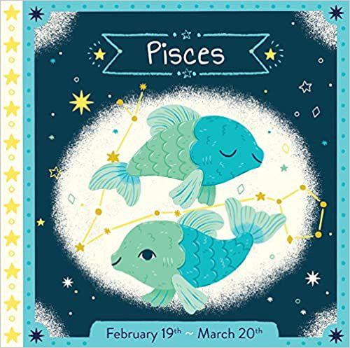 cover for my stars: pisces