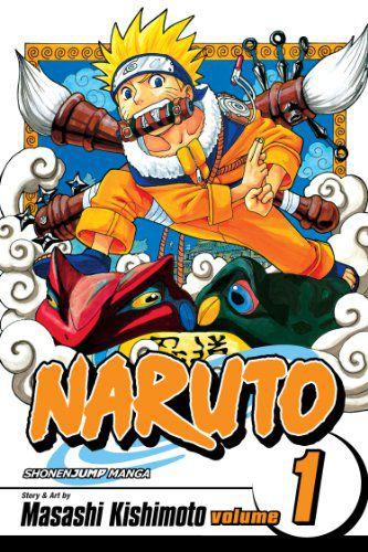 naruto book cover