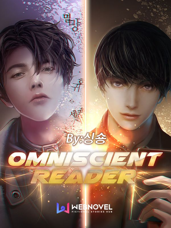 Omniscient Reader's Viewpoint light novel cover