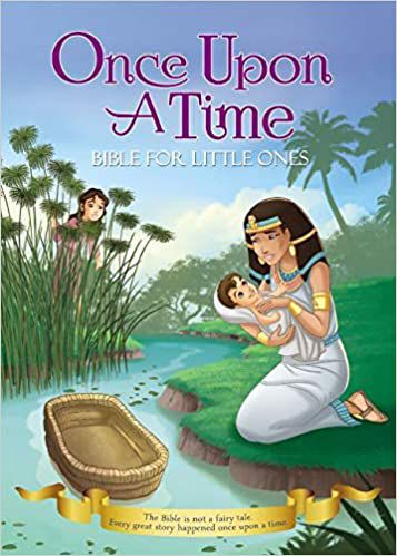 once upon a time for little ones cover