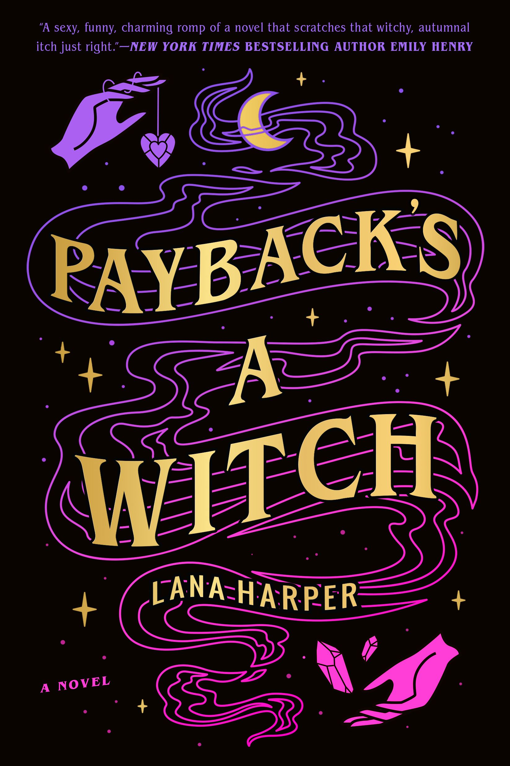Payback's a Witch Book Cover