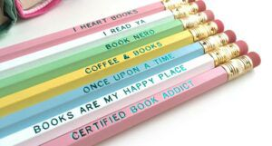 pencils with sayings on them