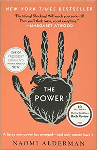 book cover of The Power by Naomi Alderman