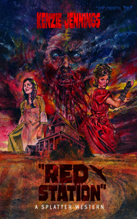 Red Station by Kenzie Jennings book cover