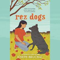 Book cover of Rez Dogs
