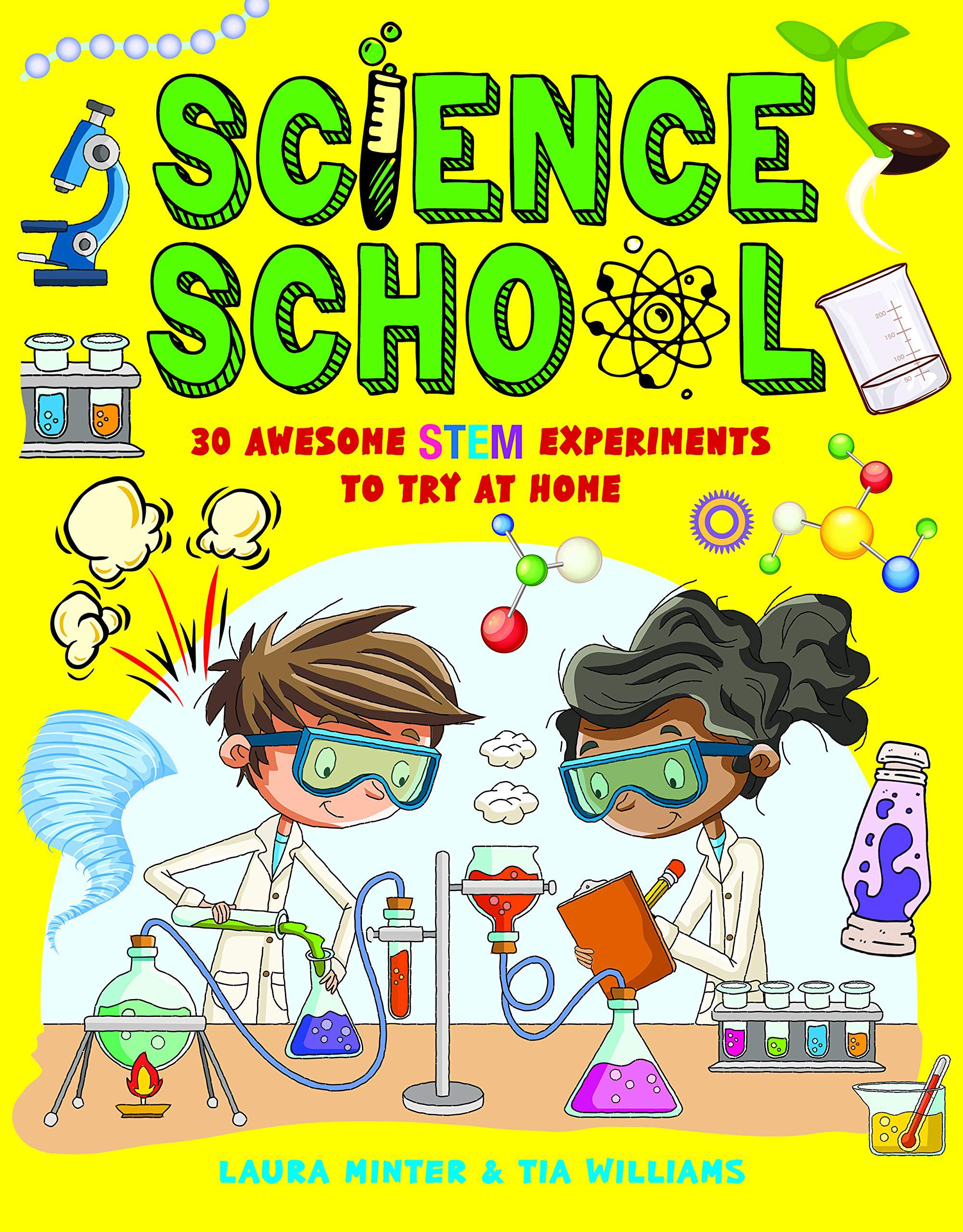 Cover of Science School by Minter