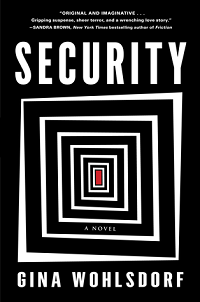 Security by Gina Wohlsdorf book cover