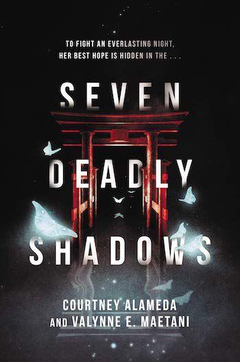 Seven Deadly Shadows book cover