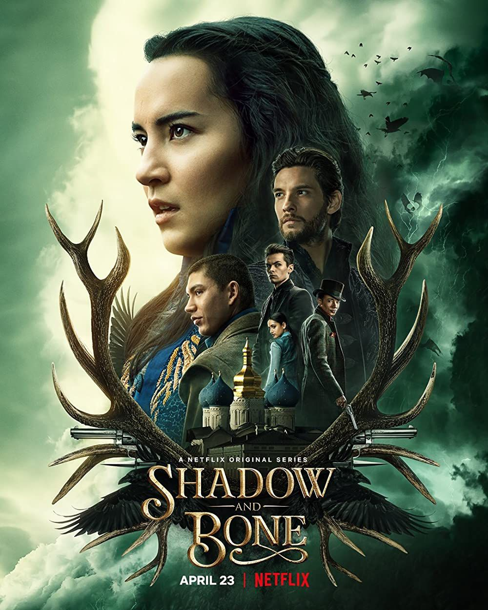 poster for Shadow and Bone