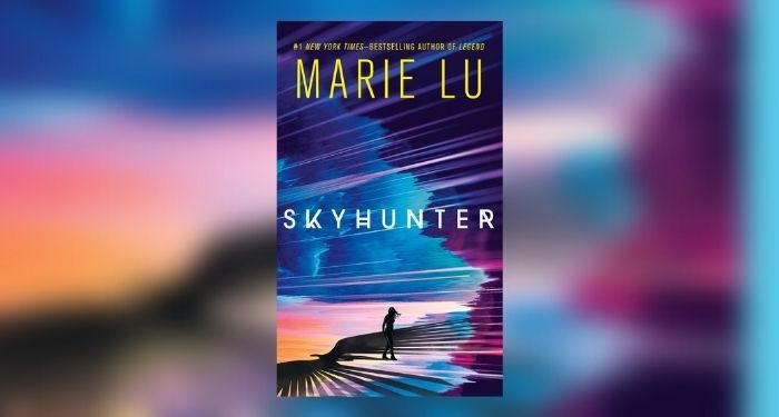 SKYHUNTER giveaway cover
