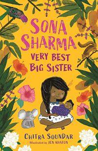 Cover of Sona Sharma, Very Best Big Sister? by Soundar
