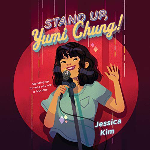 book cover of Stand Up Yumi Chung