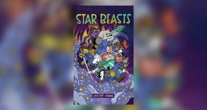 Star Beasts giveaway cover