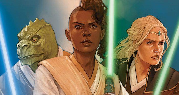 three star wars the high republic jedis