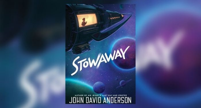 Stowaway book cover