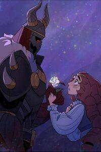 Suitor Armor webtoon