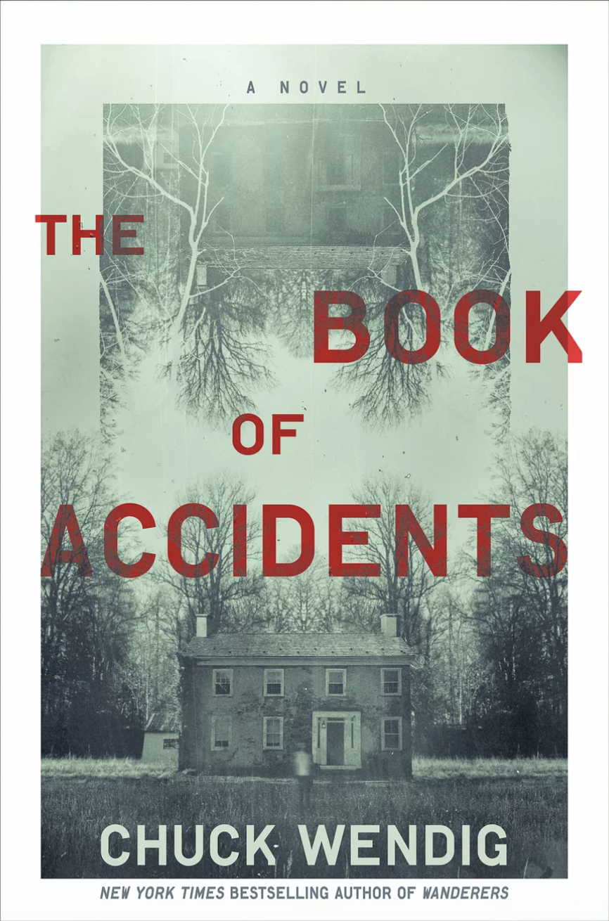 the book of accidents cover