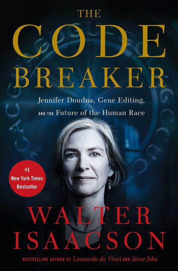 the code breaker cover image