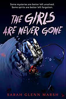 the girls are never gone book cover