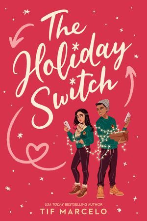 the holiday switch book cover