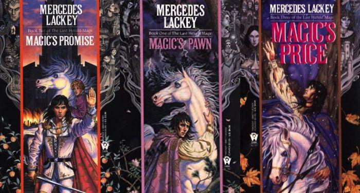 the last herald-mage books