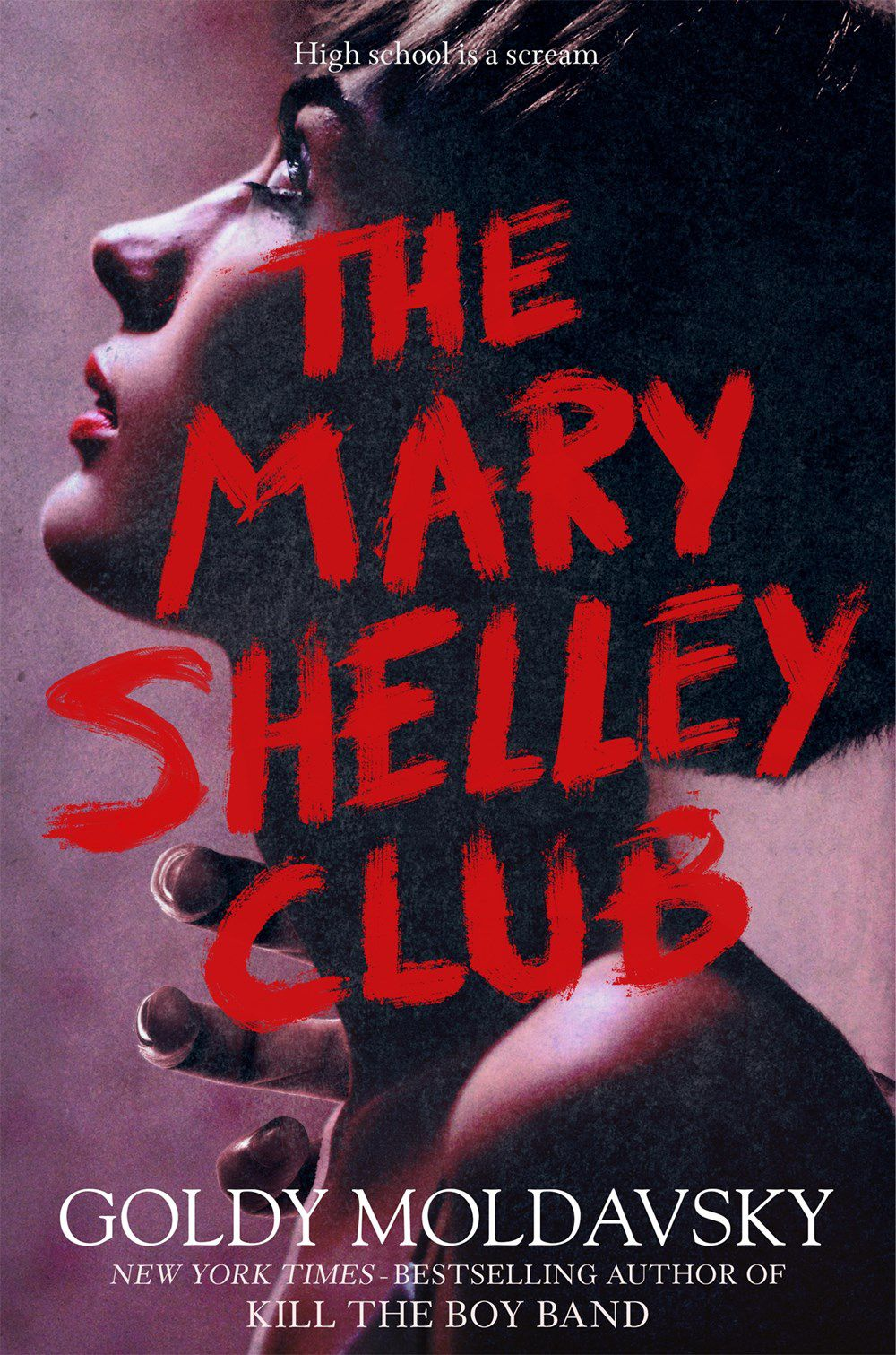 the mary shelley book club