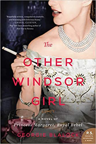 The Other Windsor Girl by Gerogia Blalock cover