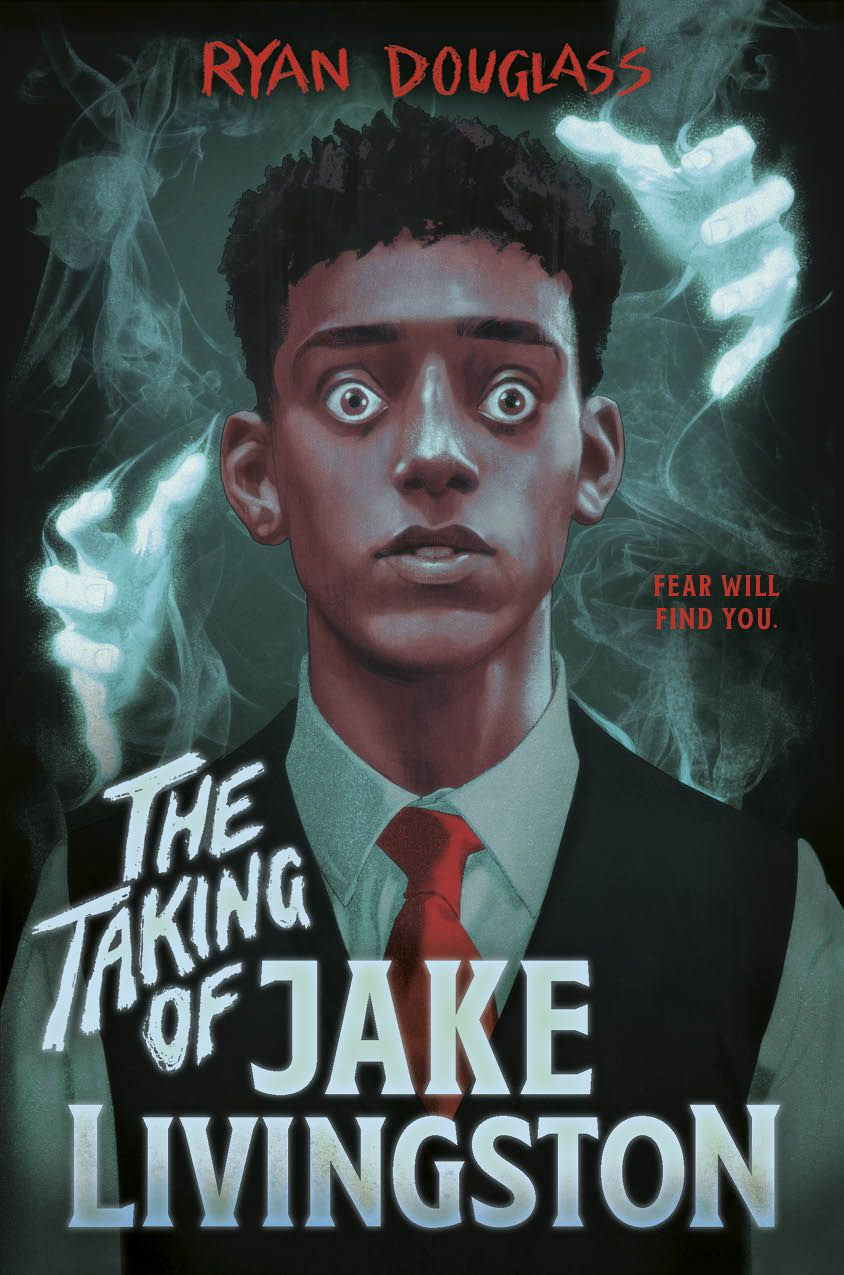 the taking of jake livingston book cover