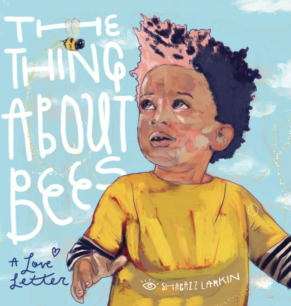 The Thing About Bees cover