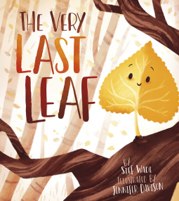 The Very Last Leaf Book Cover